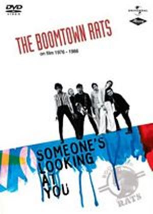The Boomtown Rats: On Film 1976-1986 - Someones Looking At You