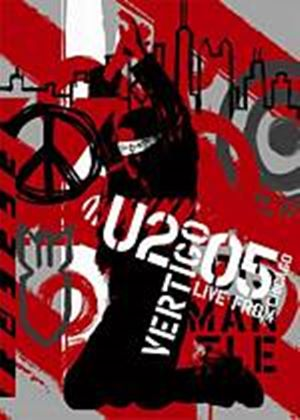 U2 - 2005 Vertigo - Live From Chicago (Super Jewel)