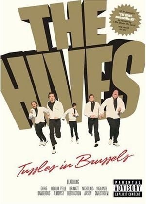Hives, The - Tussels In Brussels