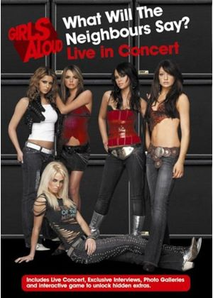 Girls Aloud - Live At Carling Academy London