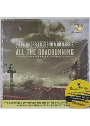 Mark Knopfler And Emmylou Harris - All the Roadrunning (Music CD)