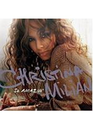 Christina Milian - So Amazin (Music CD)