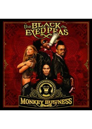 Black Eyed Peas - Monkey Business (Music CD)