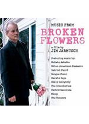 Original Soundtrack - Broken Flowers (Music CD)
