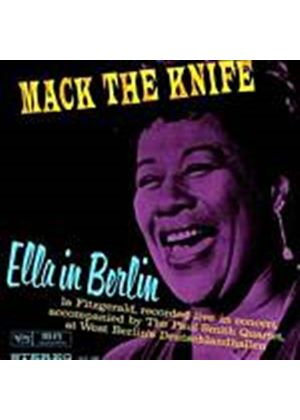 Ella Fitzgerald - Ella In Berlin (Music CD)