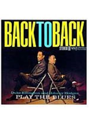 Duke Ellington/Johnny Hodges - Play The Blues Back To Back (Music CD)