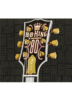 B.B. King - B.B. King & Friends - 80 (Music CD)