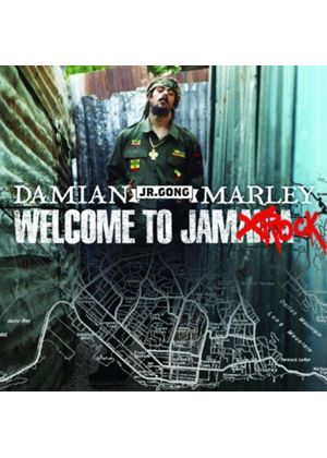 Damian Marley - Welcome To Jamrock (Music CD)