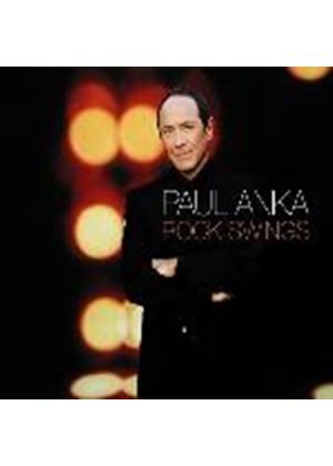 Paul Anka - Rock Swings (Music CD)