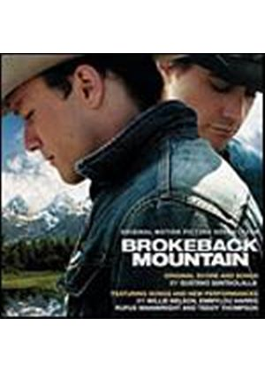 Original Soundtrack - Brokeback Mountain (Music CD)
