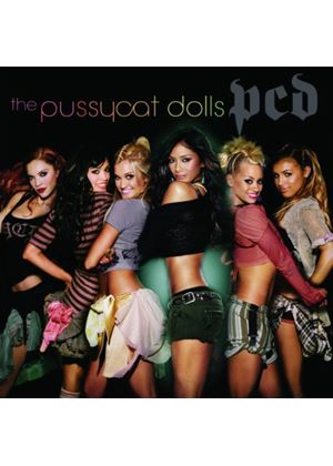 The Pussycat Dolls - PCD (Music CD)