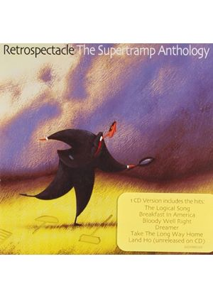 Supertramp - Retrospectacle - The Supertramp Anthology (Music CD)