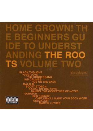 The Roots - Home Grown! The Beginners Guide To... Vol. 2 (Music CD)