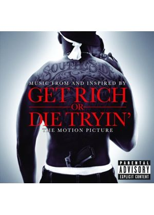 50 Cent - Get Rich Or Die Tryin (Ost) (Music CD)