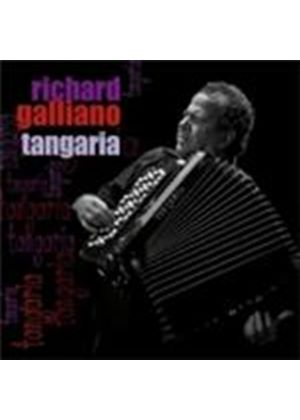 Richard Galliano - Tangaria (Music CD)