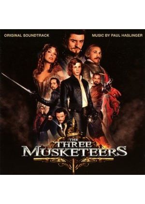 Paul Haslinger - Three Musketeers [2011] [Original Motion Picture Soundtrack] (Original Soundtrack) (Music CD)