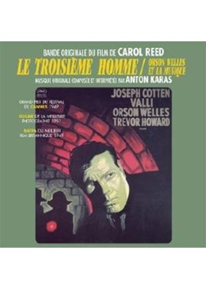 Various Artists - The Third Man: Orson Welles and La Musique (Music CD)