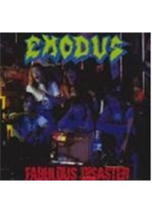 Exodus - Fabulous Disaster (Music CD)