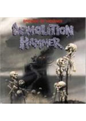 Demolition Hammer - Epidemic Of Violence (Music CD)