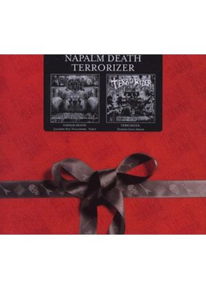 Napalm Death/Terrorizer - Leaders Not Followers Vol.2/Darker Days Ahead (Limited Edition) (Music CD)