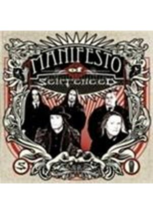 Sentenced - Manifesto Of Sentenced (Music CD)