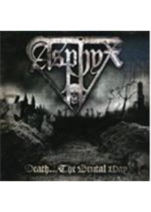 Asphyx - Death The Brutal Way (Music CD)