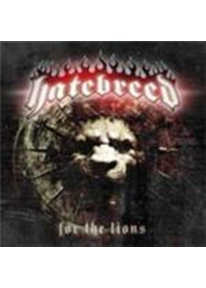 Hatebreed - For The Lions (Music CD)