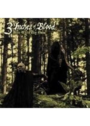 3 Inches Of Blood - Here Waits Thy Doom (Music CD)