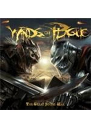 Winds Of Plague - The Great Stone War (Music CD)