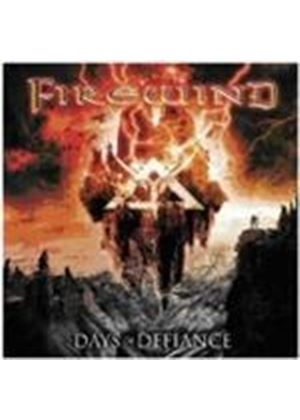 Firewind - Days Of Defiance (Music CD)