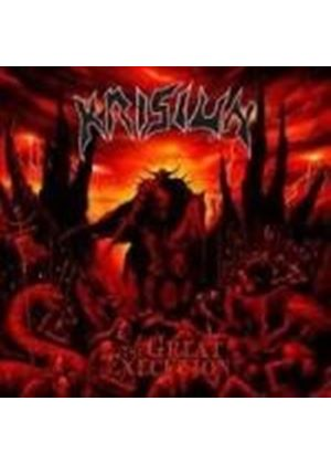 Krisiun - The Great Execution (Limited Edition) (Music CD)