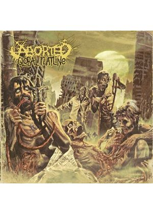 Aborted - Global Flatline (Music CD)