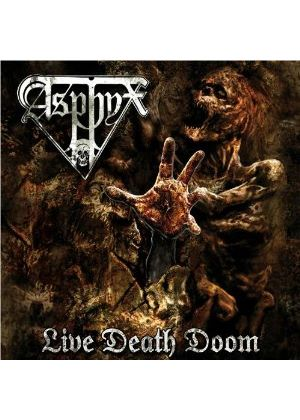 Asphyx - Live Death Doom (Music CD)