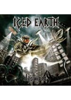 Iced Earth - Dystopia (Box Set) (Music CD)