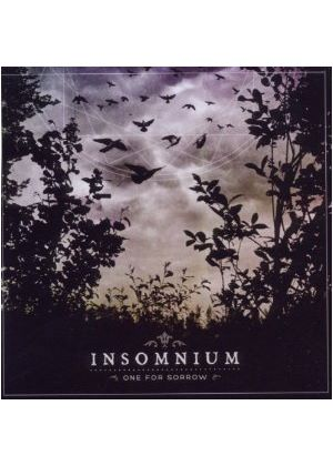 Insomnium - One for Sorrow (Music CD)
