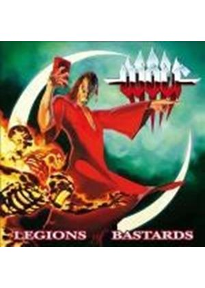 Wolf - Legions of Bastards (Digipak) (Music CD)