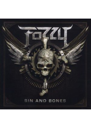 Fozzy - Sin and Bones (Music CD)