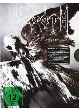 Morgoth - Cursed to Live (+DVD)