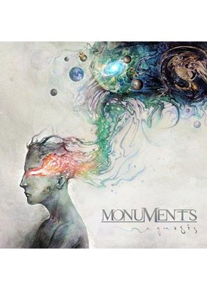 Monuments - Gnosis (Music CD)