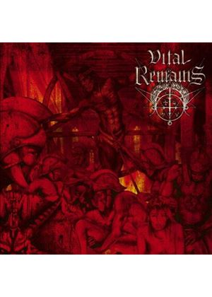 Vital Remains - Dechristianize (Music CD)