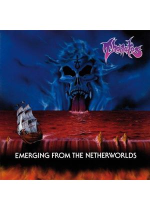 Thanatos - Emerging from the Netherworlds (Music CD)