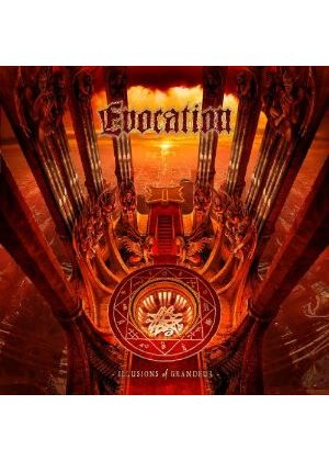 Evocation - Illusions of Grandeur (Limited Edition Digipak) (Music CD)