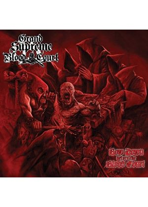 Grand Supreme Blood Court - Bow Down Before The Blood Court (Music CD)