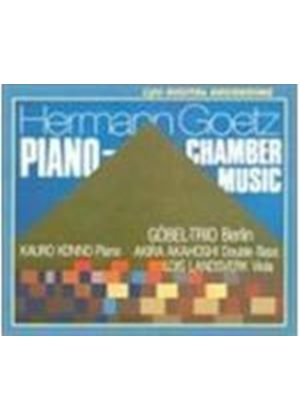 GOETZ - PIANO AND CHAMBER MUSIC