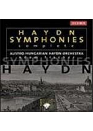 Haydn: Complete Symphonies (The)