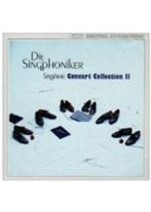 Various Composers - Die Singphoniker - Singphonic Concert Collection II (Music CD)