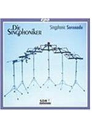 Various Artists - SINGPHONIC SERENADE