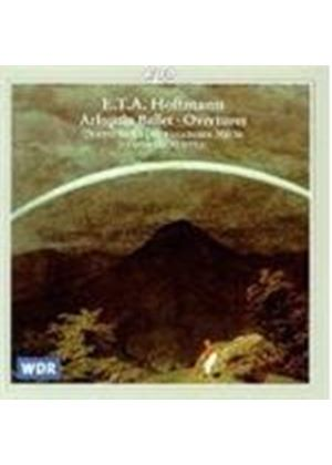 ETA HOFFMANN - MUSIC FOR THE STAGE ARLEQUIN