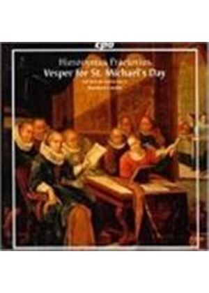 PRAETORIUS - VESPER MUSIC ON ST MICHAELS DAY