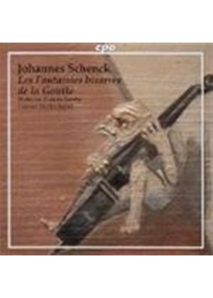 SCHENCK - WORKS FOR VIOLA DA GAMBA (ZERER)